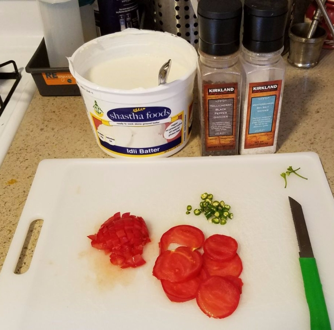 Cut Ingredients