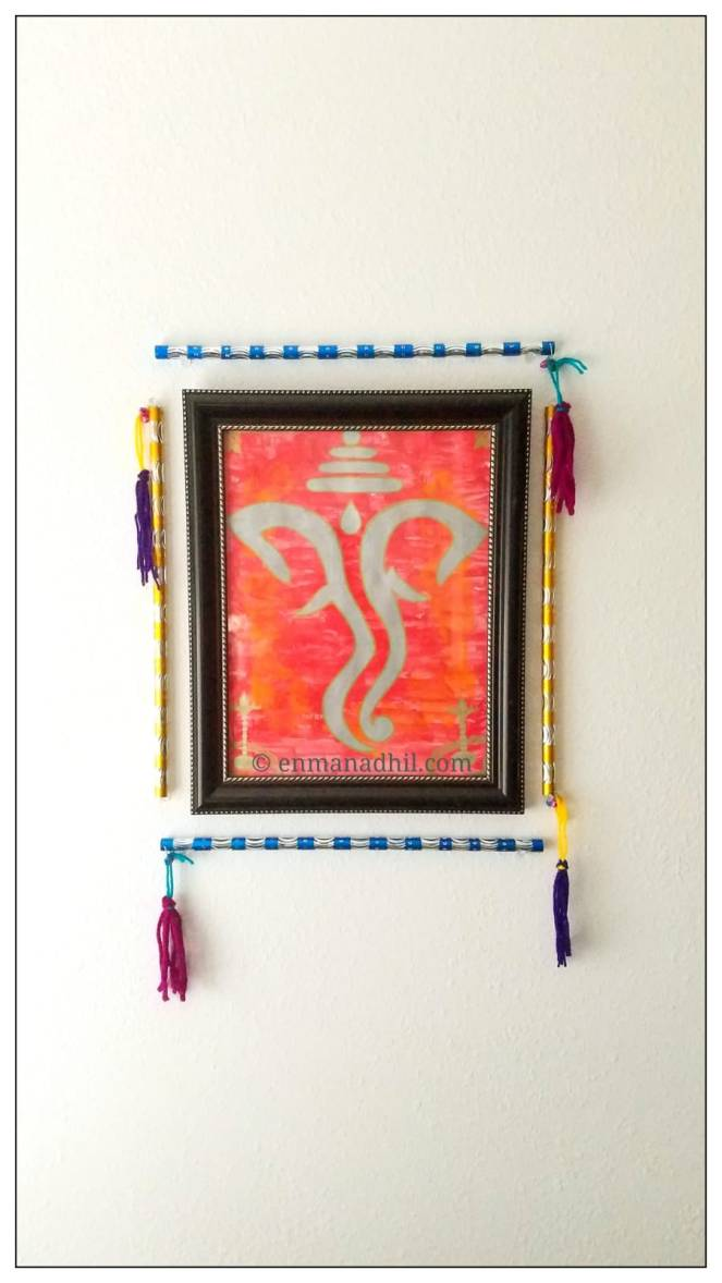 ganesha-dandiya-sticks-diy-home-decor